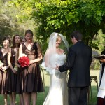 My dream wedding took place at Los Encinos!